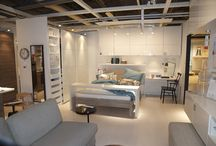 Garage to apartment / by Louise Caparros DiCarlo