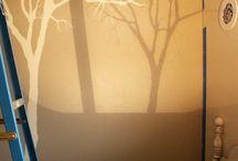 stromy malba