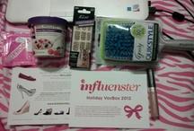 Influenster!! / by Lindsey Cooper