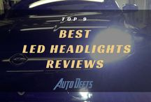 Top 9 Best LED Headlights Reviews