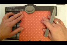 Envelope Punch Board / Ideen und Anleitungen mit dem Envelope Punch Board