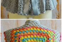Crochet gilets
