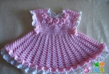 Baby Dresses / by Linda Kinney