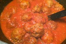 Griekse tomatenballetjes