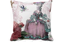 The Zazzle Cushions / It's the small things that make a room into something really special and accenting a room with a special customized pillow or cushion really makes it unique. No matter what your taste there will be something for you!  / by Mrs Cookie