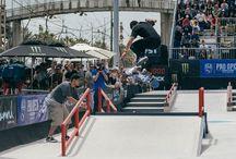 Skaters & Graffitis