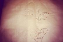 Love / by Crystal Chatman