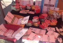 inspicey / yummy range of curry spices and flavoured salts