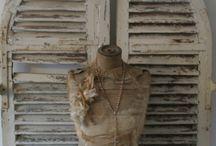 dress form madness / by mossrose byfunkologie