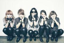 4minute / Jihyun, Jiyoon, Gayoon, HyunA, Sohyun. Bias: Gayoon