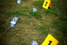 Cub Scout Investigator CSI Camp