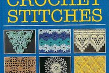 Crochet stitches and patterns
