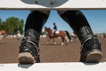 Behind the In Gate / #TeamSpruceMeadows  / by Spruce Meadows Calgary, AB