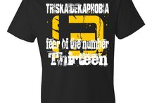 phobia t shirts