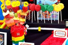 Lego/Ninjago party ideas