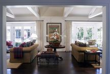 Living Rooms / by Mallory Miller