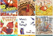 November in Pre-K / Everything Novemeber for Pre-K!  Math, Science, Art, Literacy, Thanksgiving...and More!