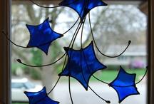 Creazioni e decorazioni in vetro/vetrate