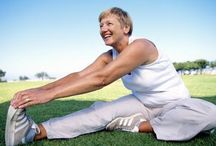 Senior Fitness / Stay health and fit even in your elder years.