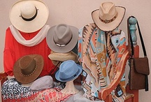 HATS  SCARVES & MORE!!