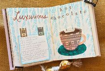 Handmade Books / Making books from various materials