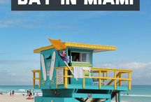Florida Travel / Florida vacation spots - top cities, beaches, attractions, things to do in Miami, Fort Lauderdale, Tampa, Orlando and more!