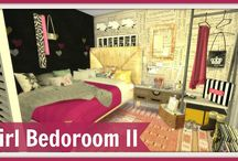 Sims 4 - Bedroom