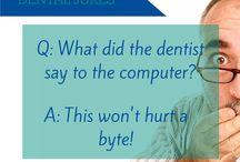 Dental Humor/Jokes
