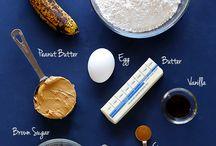 recipes: sweets