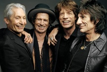 Rolling Stones / by Gail Lesbian