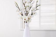 Home Decor: Flower Inspiration