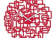 clock on