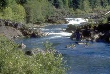 Oregon -- Memoir / These are places I lived as a kid and wrote about in my [not yet published] memoir.
