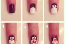 Nails  / by Gina Sherrow