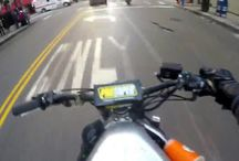 Viral Video - VIDEO - Chicago Cop Throws Coffee at Biker