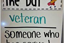 3rd grade Vocab Words