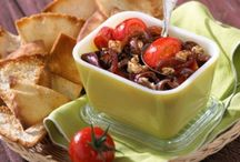 Tomato Tailgate / You don't have to like football to enjoy our Tomato Tailgate ideas. Check this board for tasty game-time snacks!