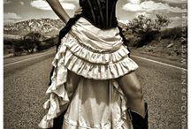 Western Saloon Girl Costume
