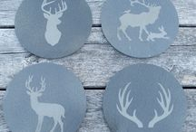 Slate products / Personalised engraved slate products