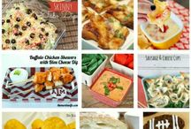 -Snacks & Appetizers Recipes / When you're in the mood for a #Snack #Appetizer #recipe / by Janel at A Mom's Take