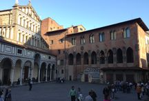 Discovering #Pistoia / If you what to know more about this city visit our website www.tuscanybandb.it