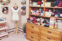 Craft Dens / The best crafty hangouts and yarn sanctuaries.