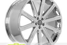 U2 Wheels & U2 Rims And Tires / Collection of U2 Rims & U2 Wheel & Tire Packages