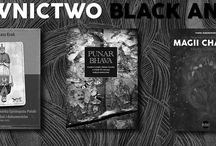 Black Antlers Press - reklamy