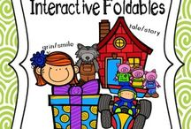 Grammar/Phonics - Interactive Foldables