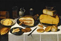 Festin / Feast / La gastronomie dans les oeuvres du musée du Louvre / Gastronomy in Louvre Masterpieces / by Musée du Louvre