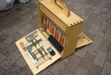 tool box custom one day for grandsons