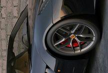 luxe auto's