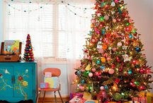 Dreaming of a colorful christmas / by Joan Limos
