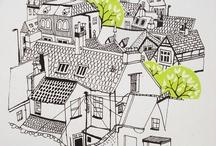 Houses_art
